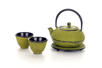 Imperial Cast Iron Tea Set