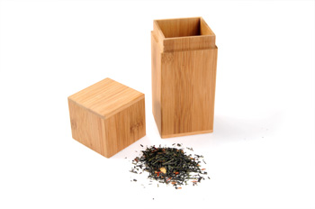 Tea Container (Square)