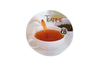 Tea Music CD