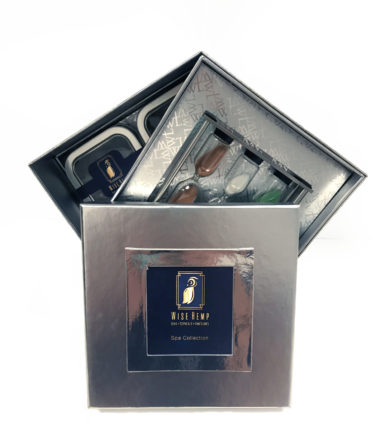 WISE Hemp Tea Gift Set